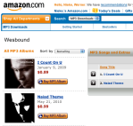 wesbound on Amazon