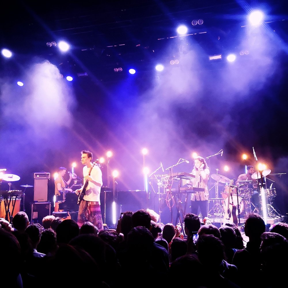 Jacob Collier in München, Muffathalle
